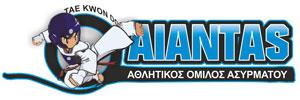 πολεμικές τέχνες, taekwondo, ταε κβο ντο, αγιος δημήτριος, τμήματα μουσικοκινητικης αγωγης Logo